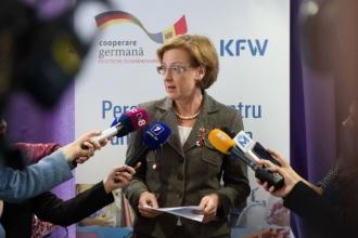 Germania oferă două milioane de euro pentru proiecte de infrastructură în Moldova