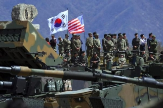 Statele Unite şi Coreea de Sud vor începe exerciţii militare ample la 1 aprilie