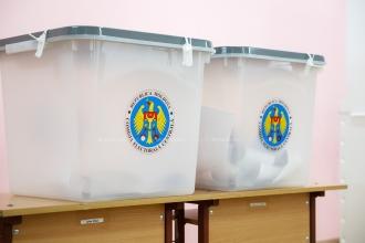 Start campanei electorale pentru alegerile locale din Chișinău și Bălți