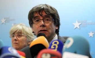 Fostul lider catalan, Carles Puigdemont, ARESTAT în Germania