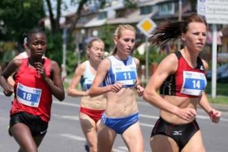 Lilia Fisikovici a stabilit un nou record național la semimaraton