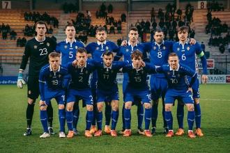 Naționala Moldovei a pierdut la limită partida cu Coasta de Fildeș