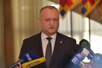 Igor Dodon planifică o nouă vizită în Federația Rusă