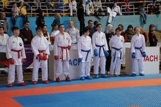 Moldova a cucerit două medalii la turneul de karate din Ucraina