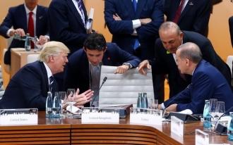 Trump şi Erdogan şi-au asumat angajamentul pentru îmbunătăţirea relaţiilor dintre SUA şi Turcia