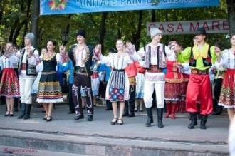 Un Forum al Etniiilor, se va desfășura la Chișinău, sub patronajul Președintelui