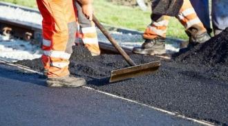 A început reparația drumurilor în Capitală