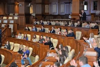 Zinaida Greceanîi: Moldova are nevoie de specialiști tineri, bine instruiți și cu inițiativă