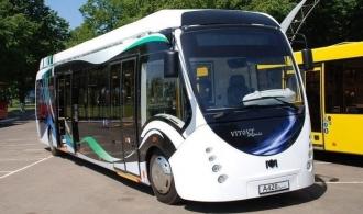 Primul autobuz electric, va circula, în curând, pe străzile Chișinăului