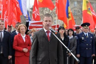 Alexandru Usatîi, este candidatul PSRM la șefia municipiului Bălți
