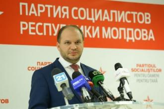 Ion Ceban și-a depus dosarul pentru funcția de primar general