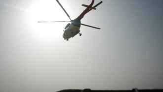 Şase persoane au decedat în urma prăbuşirii unui elicopter în estul Rusiei