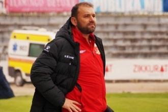 Andrian Sosnovschi este noul antrenor al echipei Atyrau