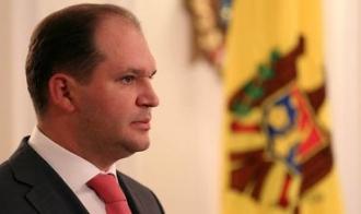 Ion Ceban nu mai este purtătorul de cuvânt al Președintelui