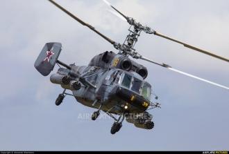 Un elicopter militar rus s-a prăbuşit în Marea Baltică