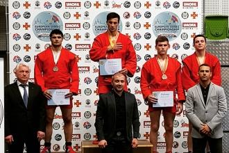 Sportivii moldoveni au obținut patru medalii la campionatul de sambo din Cehia