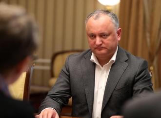 O conferință internațională pe tematica neutralității, se va desfășura la Chișinău, la inițiativa lui Igor Dodon