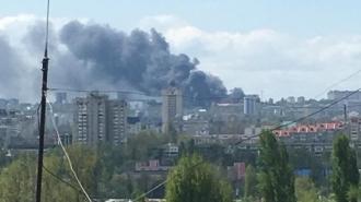 Incendiu la Institutul de Microbiologie si Biotehnologie; Patru autospeciale au intervenit la fața locului