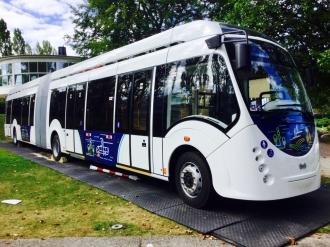 Un autobuz electric, donat de către Republica Belarus, va circula, în curând, pe străzile Chișinăului.