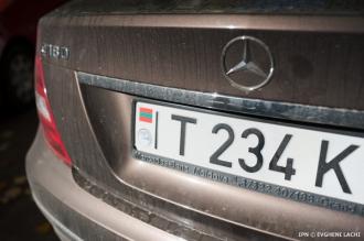 Autovehiculele din stânga Nistrului vor fi admise în traficul internațional