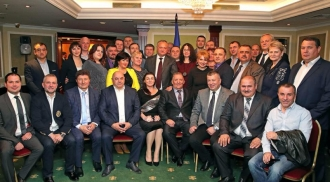 Șeful statului, la discuții cu conducătorii diasporei moldovenești din toate regiunile Federației Ruse