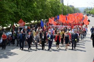 Igor Dodon va participa la Marșul de 1 mai, organizat de PSRM