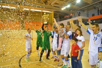 Dinamo este noua campioană a Moldovei la futsal