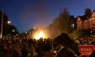 Explozie la Londra: 30 de persoane au fost rănite în timpul unui festival