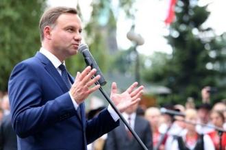 Președintele Poloniei vrea referendum pentru modificarea Constituției
