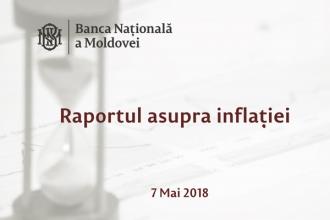 Banca Națională a Moldovei a revizuit în scădere prognoza ratei inflației