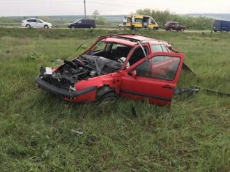 Accident fatal pentru o șoferiță de 26 de ani; A pierdut controlul volanului și a ajuns în șanț
