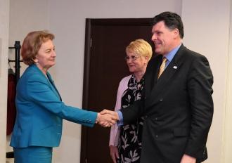 Greceanîi: PSRM pledează pentru o politică externă echilibrată