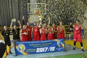 Basco a cucerit un nou titlu de campioană