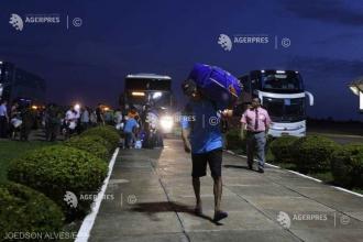 Un milion de venezueleni au fugit în Columbia