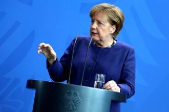 Angela Merkel a spus că Europa nu se mai poate baza pe Statele Unite pentru a o apăra