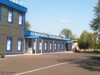 """Aeroportul Internațional """"Mărculești"""", transferat în subordinea ministerului Economiei"""