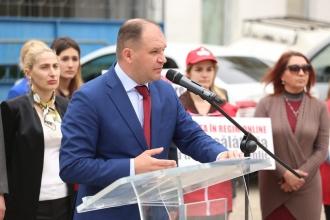 Ion Ceban propune soluții pentru îmbunătăţirea situaţiei angajaţilor din sistemul protecţiei sociale din municipiul Chişinău