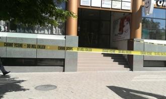 Suicid în Capitală; Un bărbat s-a împușcat în cap în oficiul unei companii de creditare