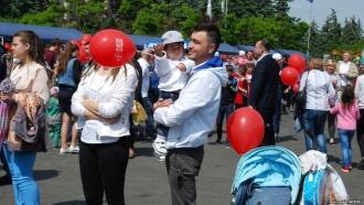 Locuitorii țării, invitați de Igor Dodon, să participe la Festivalul Familiei
