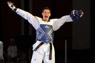 Aaron Cook a obținut argintul la Europenele din Rusia