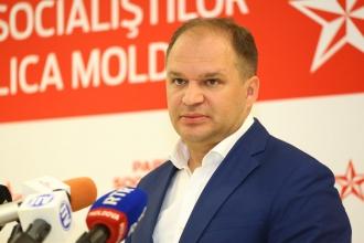 Soluţii pentru gospodărirea locativ-comunală din Chişinău, prezentate de Ion Ceban