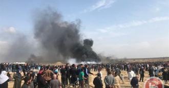 VIOLENŢELE din Fâşia Gaza: Bilanţul violenţelor a ajuns la 63 de morţi, în ultimele 48 de ore
