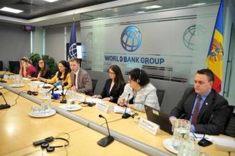 Banca Mondială estimează o creștere a economiei moldovenești cu 3,8 la sută, în anul 2018