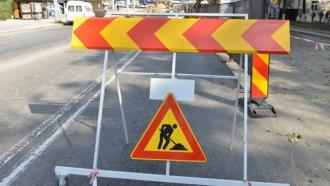 Trafic rutier suspendat pe strada Sfatul Ţării până la începutul lunii august