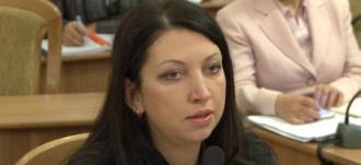 Veronica Herța și-a dat demisia de la Apă-Canal
