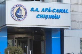 """Întreprinderea """"Apă-Canal"""", are un nou director"""