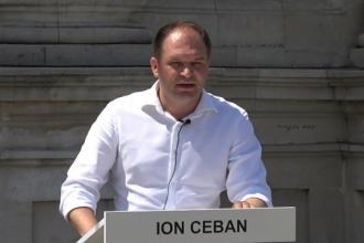 Ion Ceban și-a expus poziția sa despre parcările în Chișinău, dar și gara auto centrală