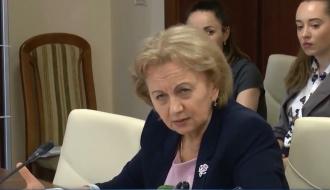 Proiectul de modificare a bugetului de stat pentru 2018, criticat de Zinaida Greceanîi