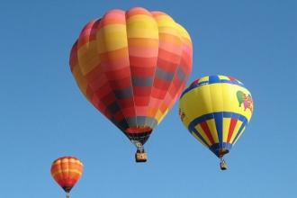 Festivalul Baloanelor cu aer cald are loc și în acest an