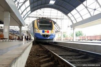 Trenul Chișinău-Odesa va circula de patru ori pe săptămână